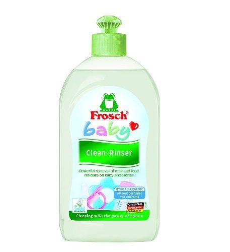 Frosch Mycí prostředek na kojenecké lahve a dudlíky