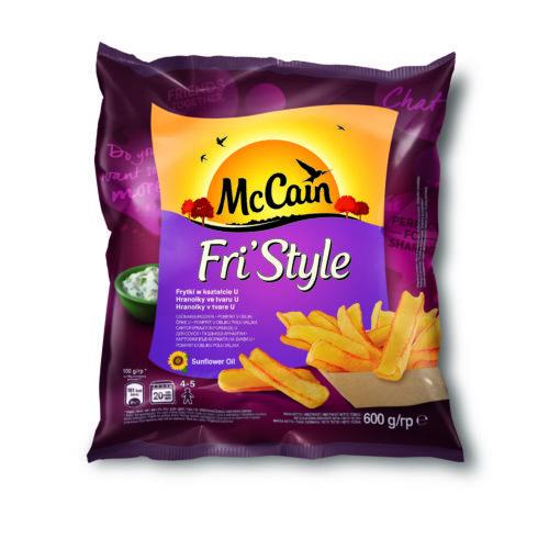 Hranolky McCain Fri'Style a Golden Longs