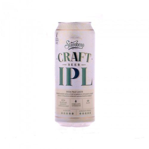 Starobrno uvádí řadu řemeslných piv