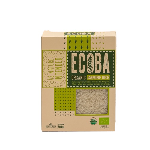 BIO jasmínová rýže bílá 500 g