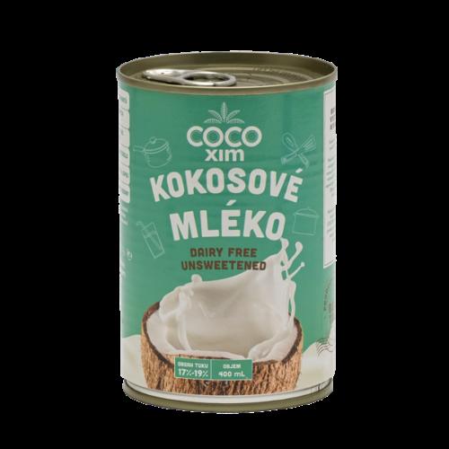 COCOXIM Kokosové mléko na vaření 400 ml