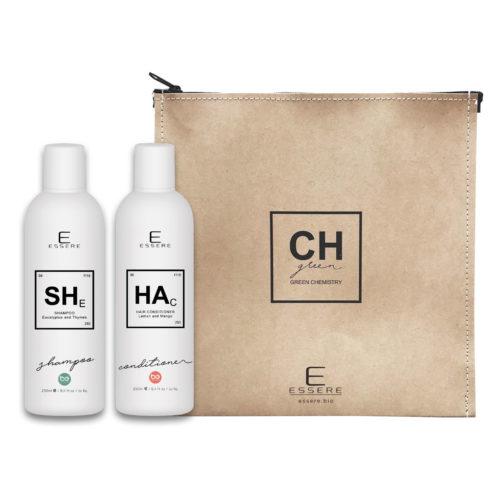 Essere BIO Molekula – léčebné balení pro vlasy podporující serotonin
