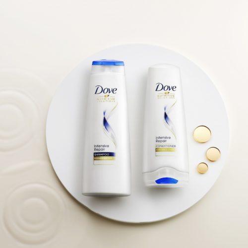 Šampóny Dove Hair Intensive Repair