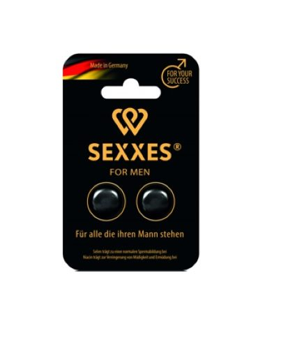 Přírodní doplněk stravy SEXXES