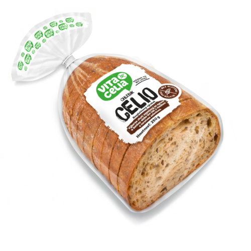 Bezlepkový chlebík CELIO