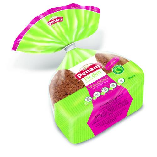 Špaldový celozrnný chléb