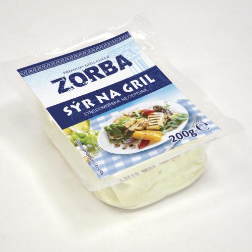 ZORBA – sýr na gril