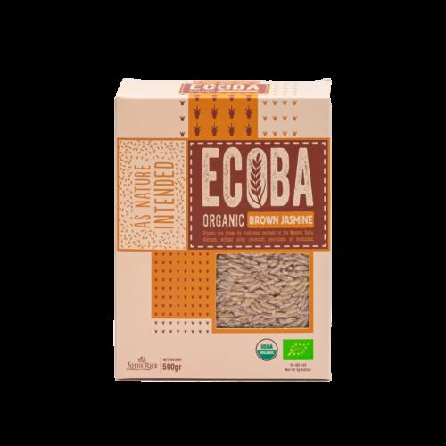 BIO jasmínová rýže hnědá 500 g