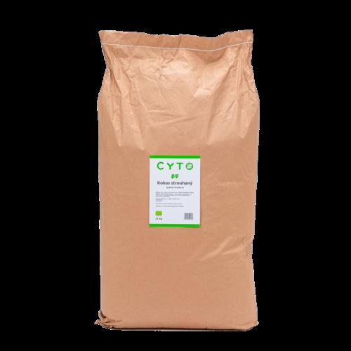 BIO Strouhaný kokos jemná hrubost 25 kg