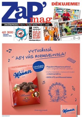 Časopis Zboží&Prodej – opět online!