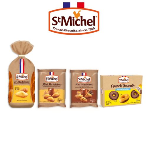 St. Michel jemné pečivo
