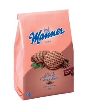 Manner Schoko brownie 400g