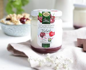 Třešňový jogurt Gran Moravia