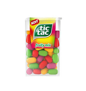Tic Tac Fruity Mix