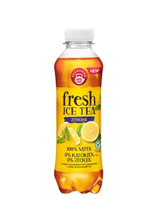 Ledový čaj TEEKANNE Fresh s citronem