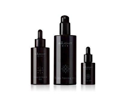 Pánská řada Inlight – 100% bio kosmetika