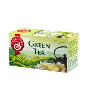 TEEKANNE Green Tea Ginger-Lemon