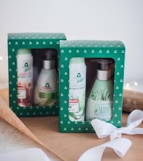 Vánoční sady –  kosmetika Frosch