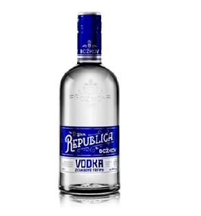 Božkov Republica Vodka