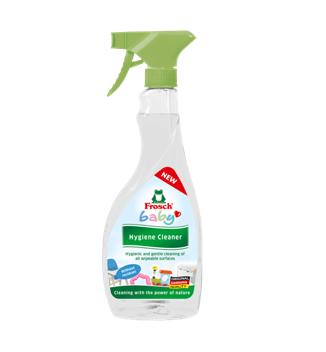 Frosch Hygienický čistič dětských potřeb a omyvatelných povrchů