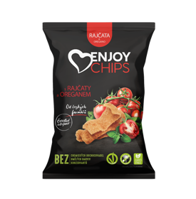 ENJOY CHIPS GOURMET RAJČATA S OREGANEM
