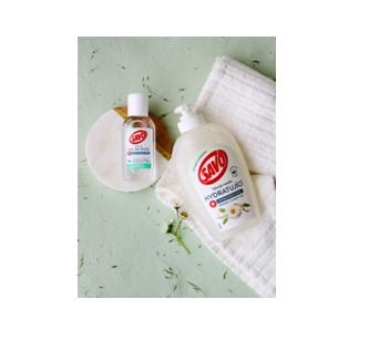 Savo tekuté mýdlo a čisticí gel na ruce