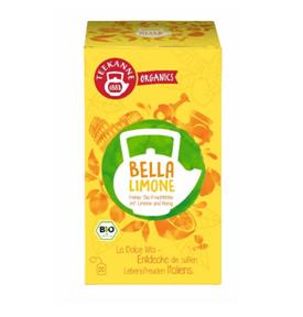 Citronový čaj s medem Bella Limone