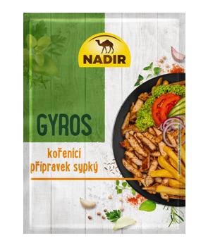 Kořenící směs Gyros – NADIR