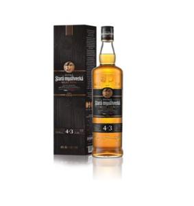 Nová whisky Stará žitná myslivecká Selection