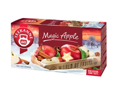 Čaj TEEKANNE Magic Apple