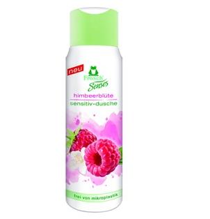 Sprchový gel Frosch Senses Malinový květ