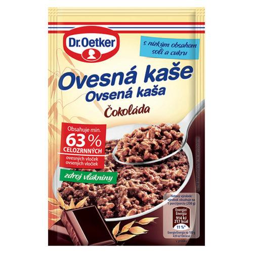 Ovesná kaše Čokoláda Dr. Oetker