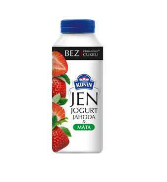 JEN jogurt & ovoce – jogurtové nápoje