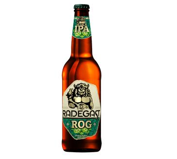 Výčepní speciál Radegast ROG IPA
