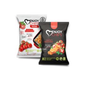 ENJOY CHIPS s rajčaty a oreganem
