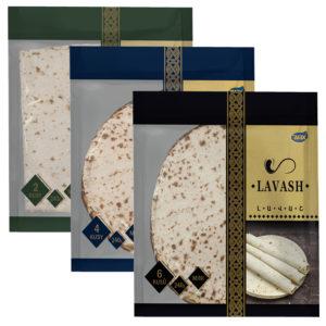 ARAX Lavash, arménský chléb
