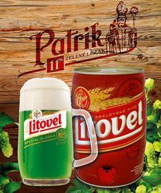 Pivovar Litovel –  zelený speciál Patrik