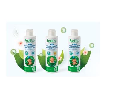 Feel Eco představuje novou řadu hypoalergenní kosmetiky Baby