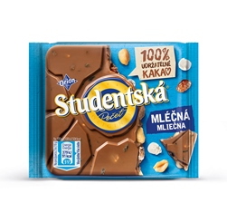 Studentská pečeť se 100% udržitelným kakaem