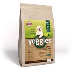 Yoggies – Granule lisované za studena pro psy s probiotiky