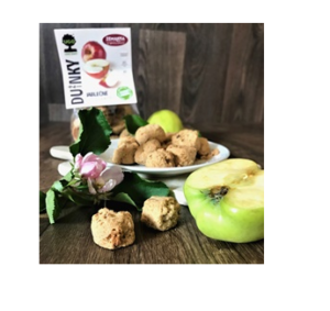 Cirkulární sušenky a krekry – Dužinky