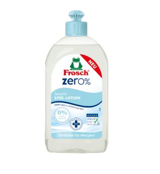 Hypoalergenní řada Frosch Zero%