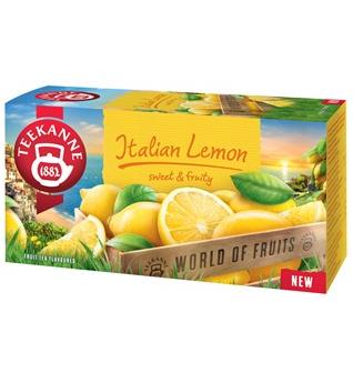 Ovocný čaj TEEKANNE World of Fruits Italian Lemon