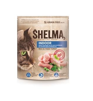 Shelma indoor – prémiové granule pro vaši domácí šelmu